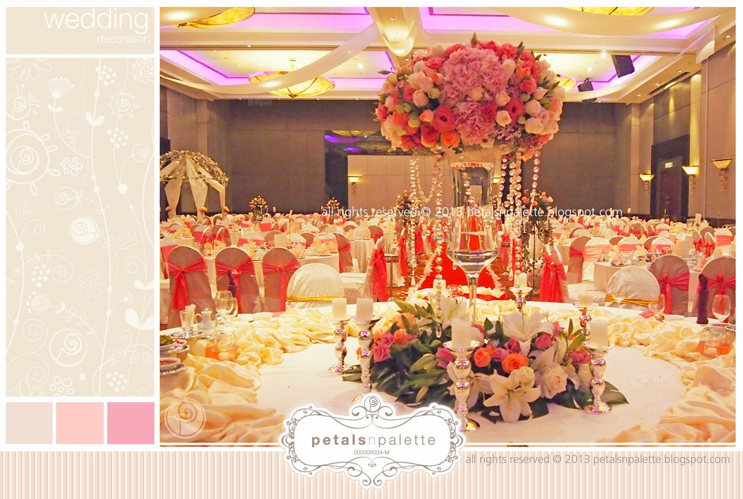Wedding decoration malaysia floral design event styling venue eastin hotel pj junglespirit Gallery