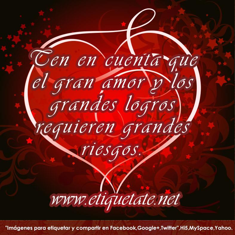 13 frases de amor para etiquetar en facebook 2012 2013 for Gran menaje