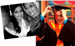 Doa Ibu Icha untukku Agar Sepintar Tante Angelina Sondakh, dari FISIP Kom-UI, 2009, Isabella Fawzi