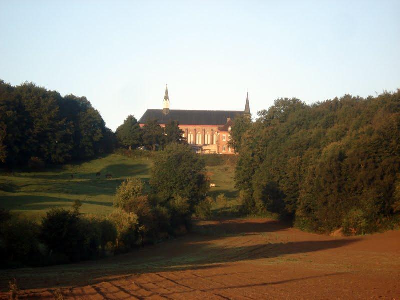 abdij Sainte Marie du Mont op de Catsberg