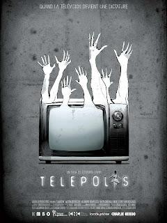 Affiche française de Telepolis (2007)