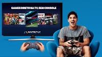 Promoção Game na TV Samsung com Gabriel Medina