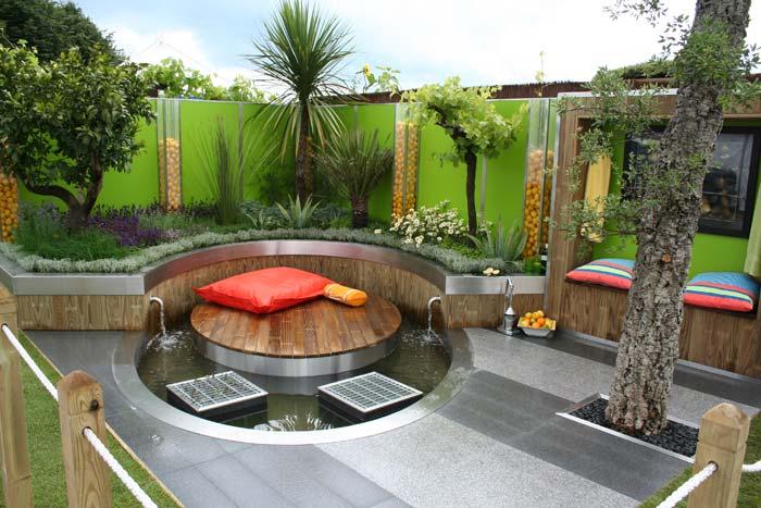 Your Patio Garden Design Ideas – Renovation in a Budget Ideas de Decoración de Jardín y Terraza : Jardín y Terrazas