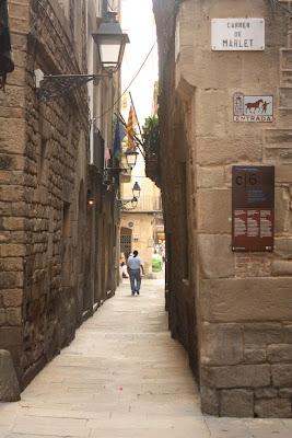 Sant Domènec del Call in Barcelona