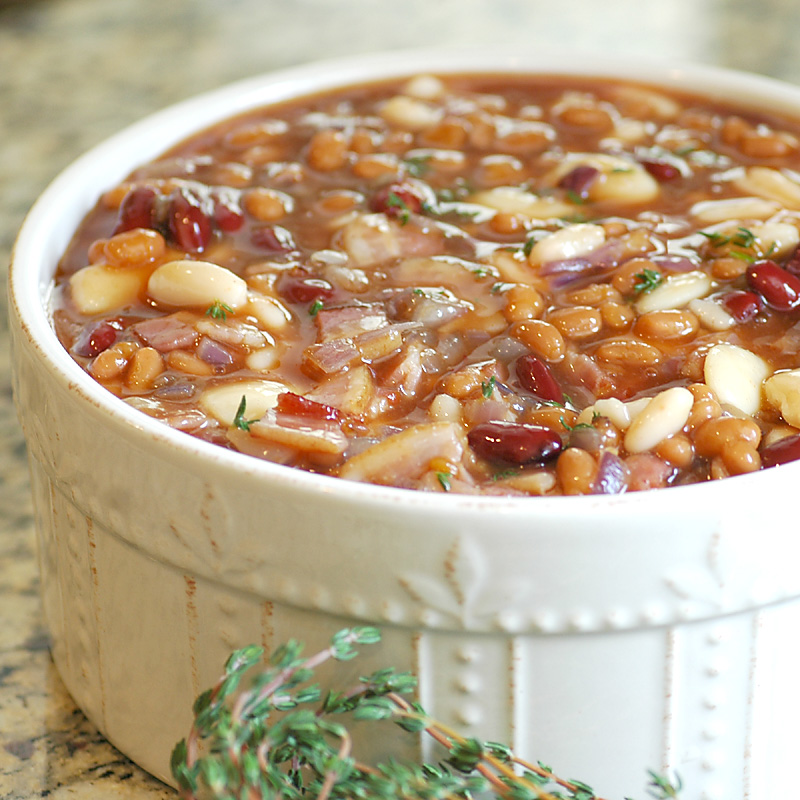 Delicious Baked Beans Recipe!