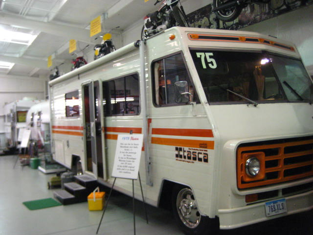 Original The Folks Visited The J Ack Sisemore RV Museum  This Is A FREE Museum