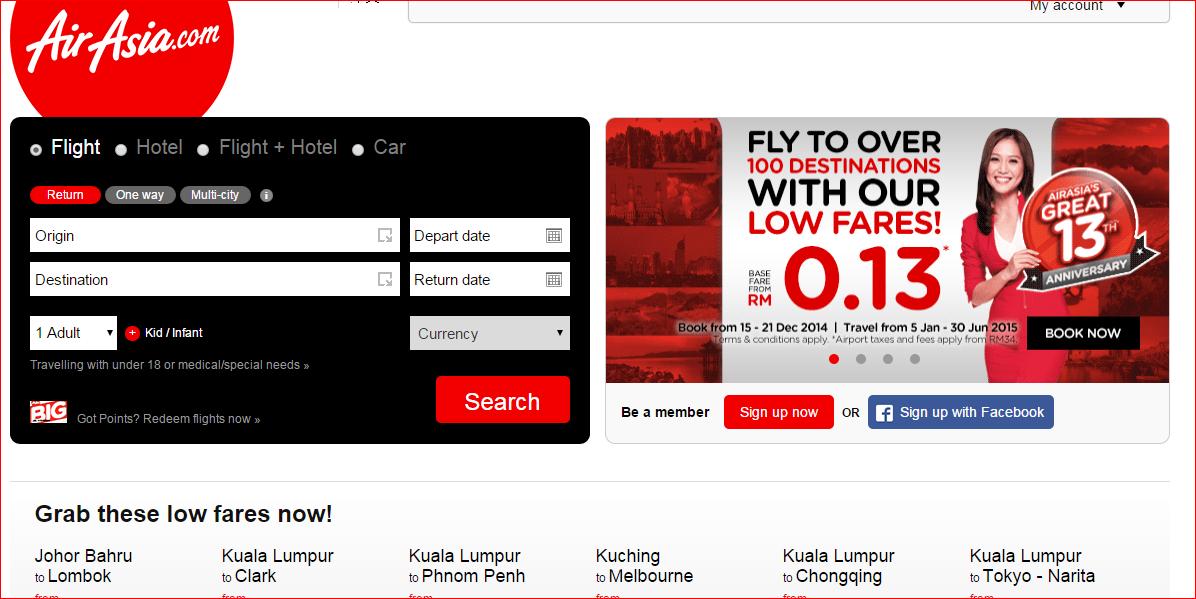 Hati-Hati Dengan Emel Program Loteri AirAsia RM300,000.00 kononnya