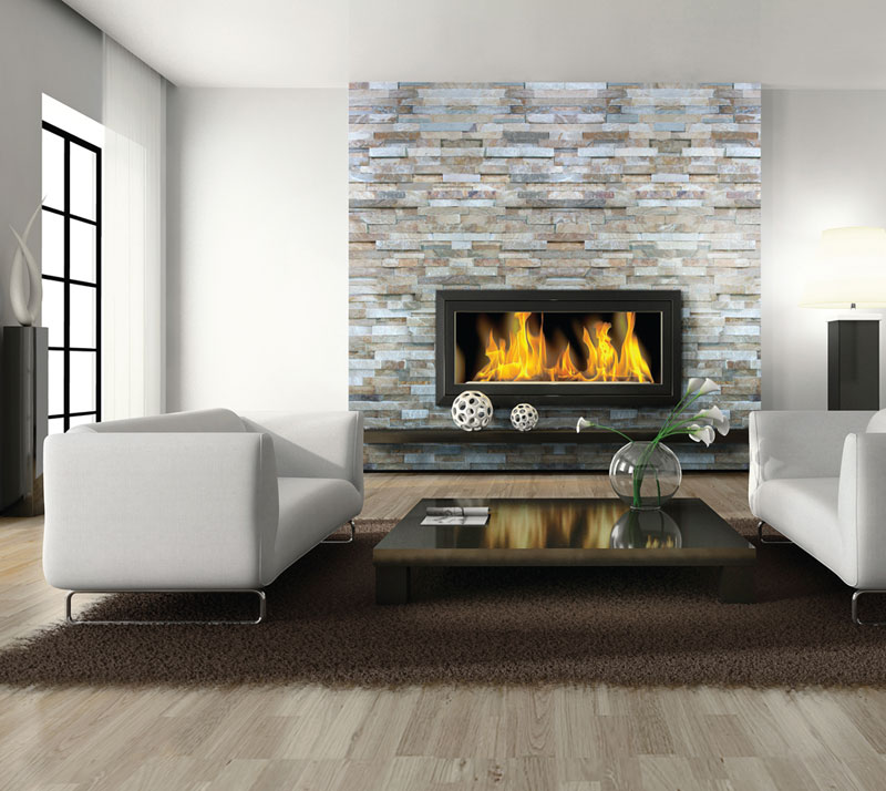 To design fireplaces feature walls - Fire place walls ...