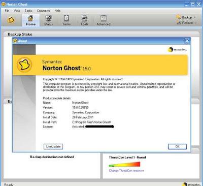 Download Norton Ghost 15 Full Crack