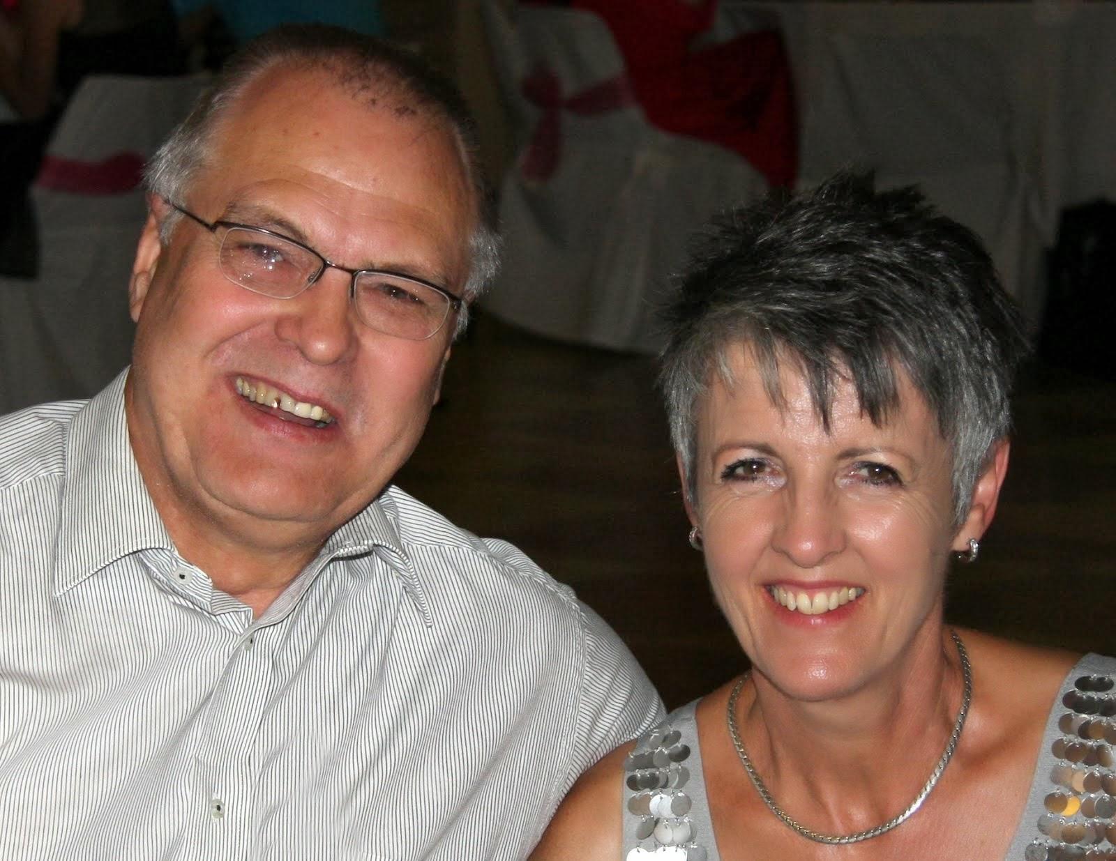Kobus & Jeanne         van der Walt