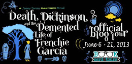 Death Dickinson & The Demented Life Of Frenchie Garcia Blog Tour