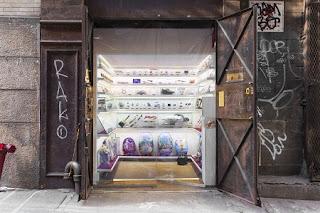 Ascensor convertido en Museo, Ideas para Recuperar Objetos y Arquitectura