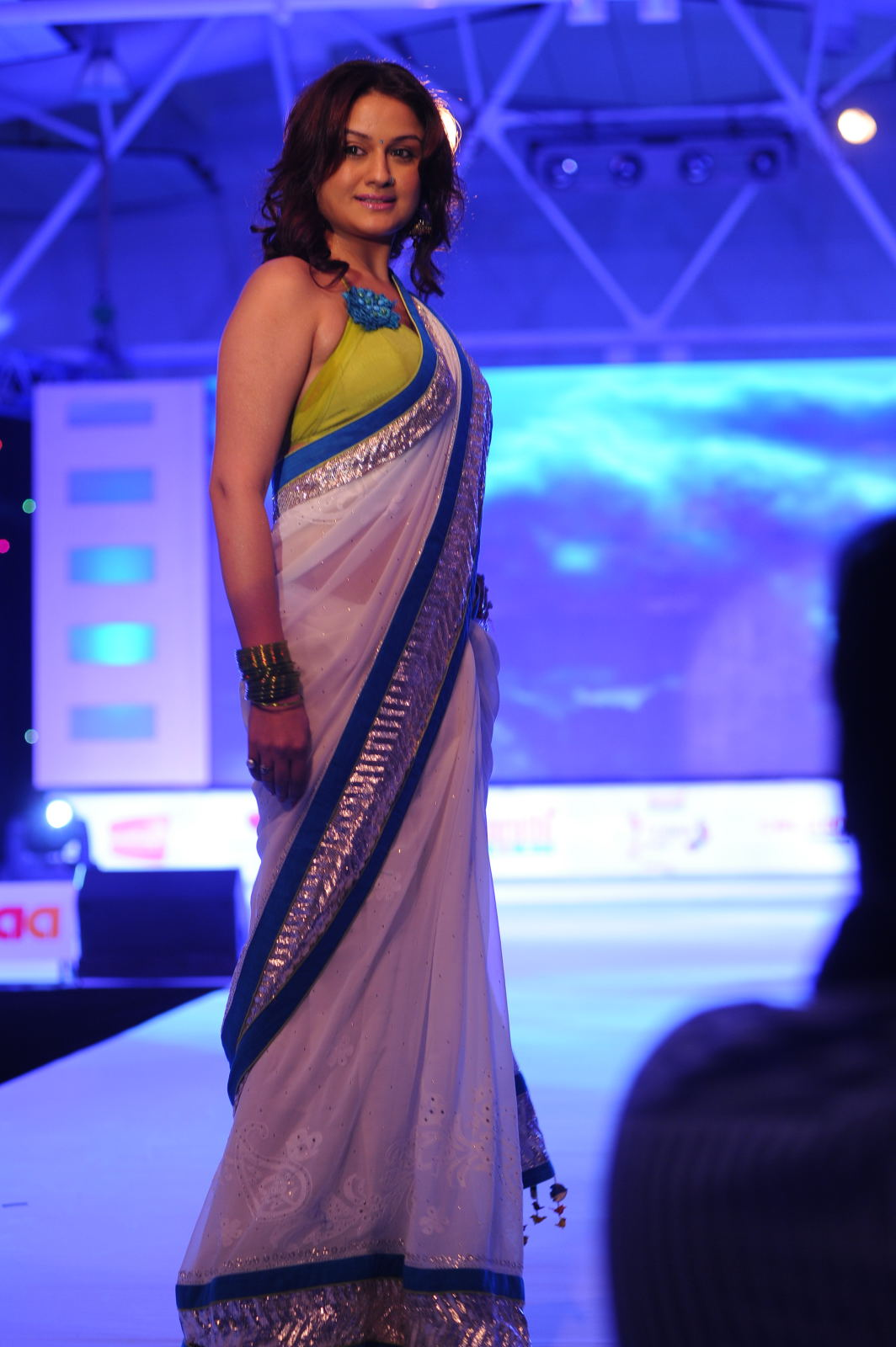Sonia agarwal hot at Southspin Awards Function Stills