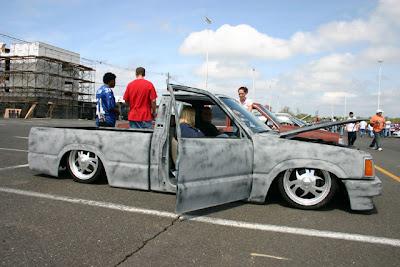 lowrider trucks