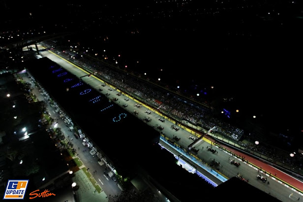 GP de Singapur 2011: la novena de Vettel