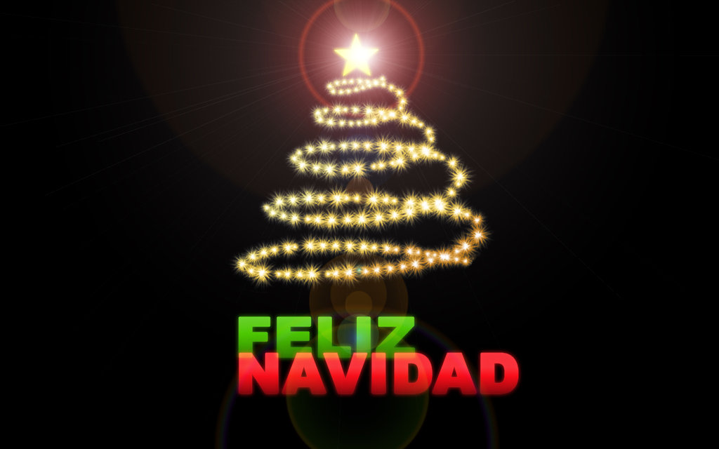 "Glee Cast ""Feliz Navidad"" Lyrics 