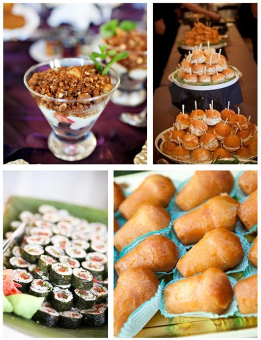 wedding ideas wedding food trend