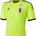 Adidas divulga camisa reserva do Japão para a Copa do Mundo
