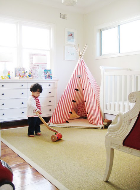All of these are from Design Chic and there are more on the post if you need them. So what do you think? Cultural appropriation? Cringe-worthy? : childrens teepee tents - memphite.com