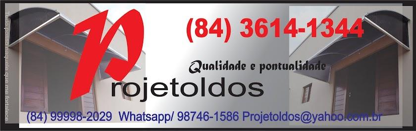 Toldos  Projetolos (84)3614-1344