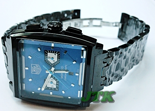 TAG HEUER MONACO BLUEMOON STAINLESS Rp 300000