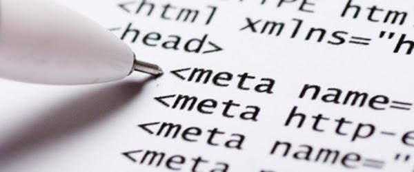 Memasang Meta Tag SEO Valid HTML5 Pada Blog
