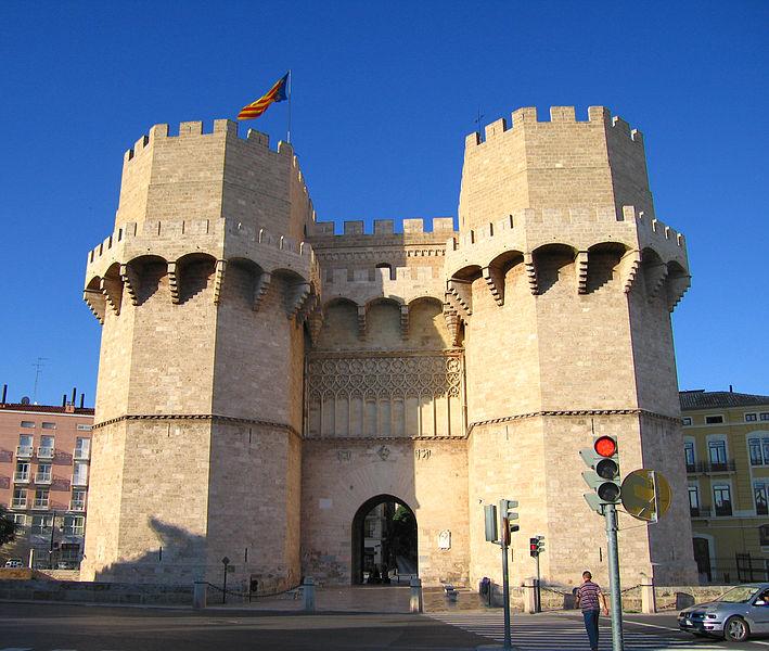 Spania regiunea estica