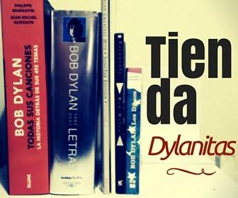 Libros y Discos de Bob Dylan