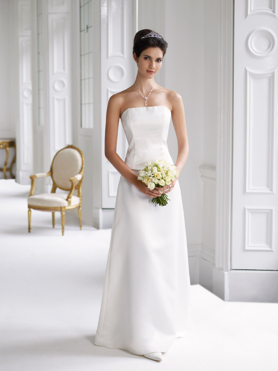 Wedding Dress Styles For Different Body Shapes 5