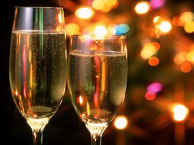 Novogodišnje slike čestitke besplatne pozadine za desktop djed Mraz download