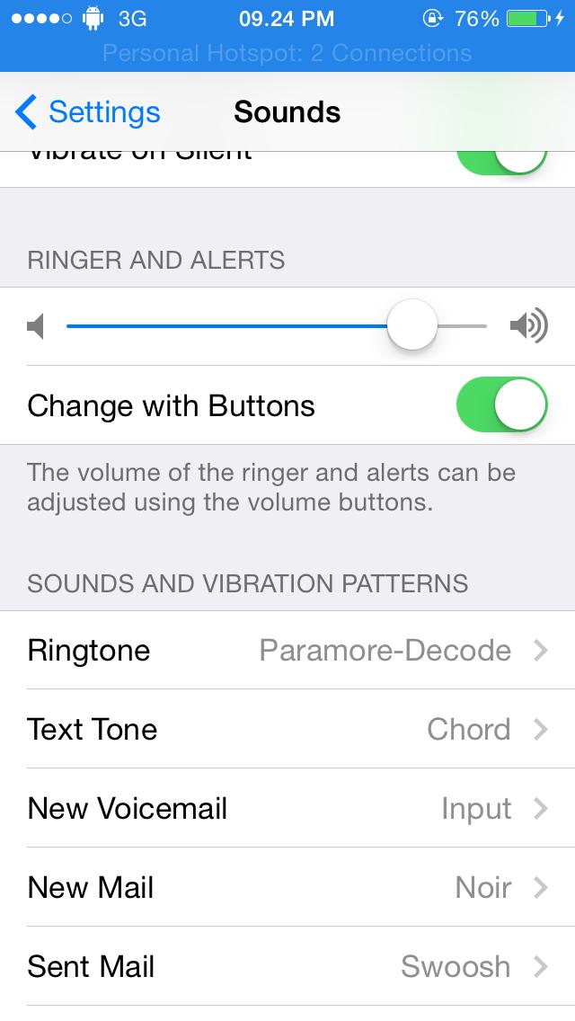 делаем рингтон для iphone инструкция