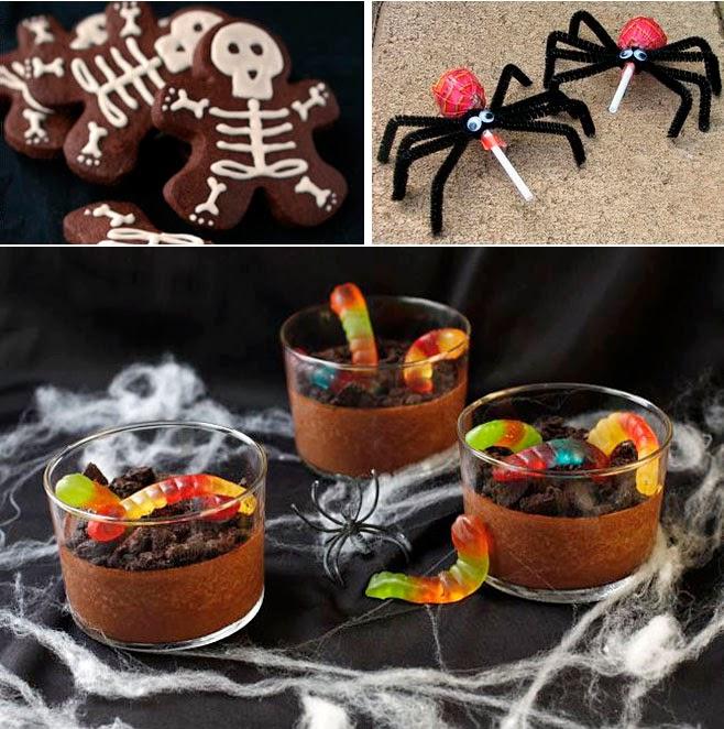 Ideas para montar una fiesta de halloween diy comparte mi moda - Fiesta halloween en casa ...