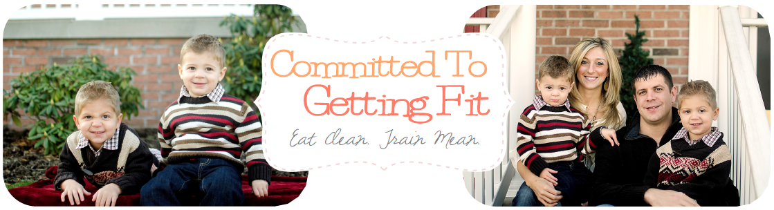 Committed to Get Fit