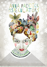 Anna Paddick And The Spekulators Poster