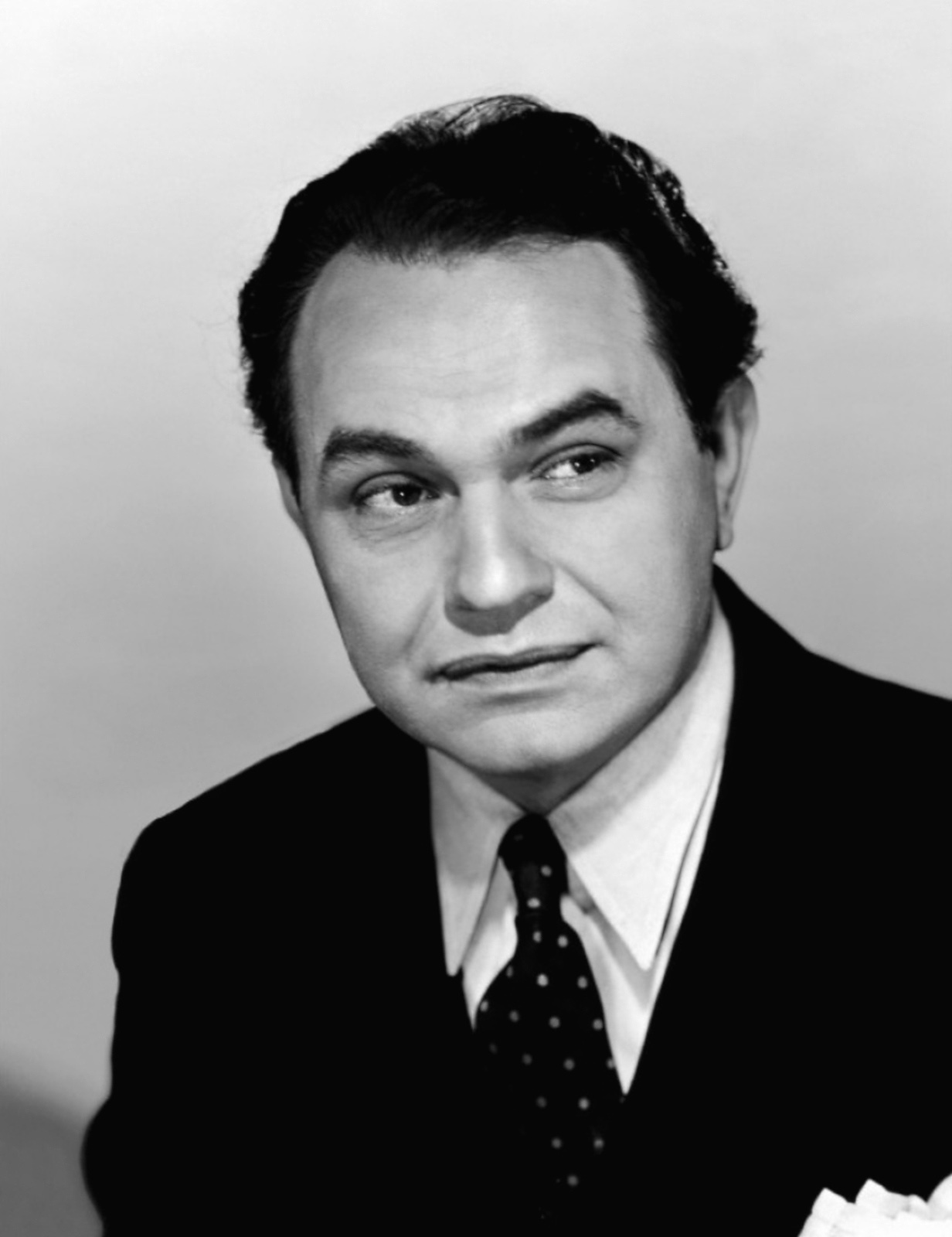 Edward G Robinson Net Worth