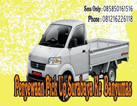 Penyewaan Pick Up Surabaya Ke Banyumas