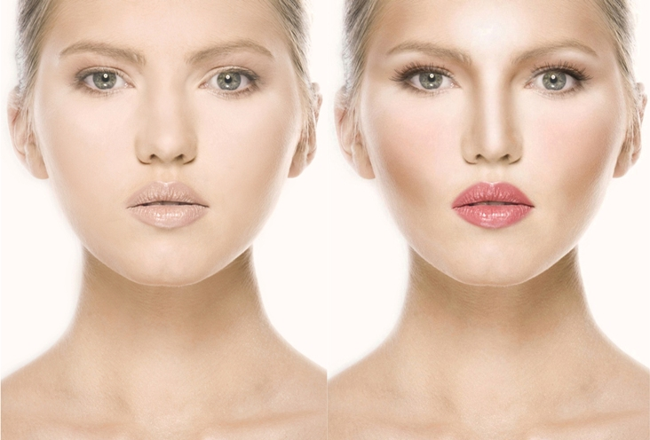 fusion magazine the power of face contouring