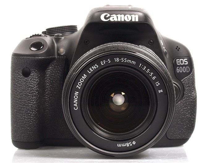 Canon Digital SLR EOS 600D