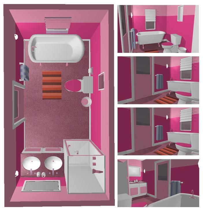 Ikea Indonesia On Twitter Ini Salah Satu Ruang Keluarga: Kontentika: Pinky Bathroom
