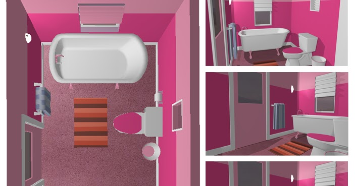 Kontentika Pinky Bathroom