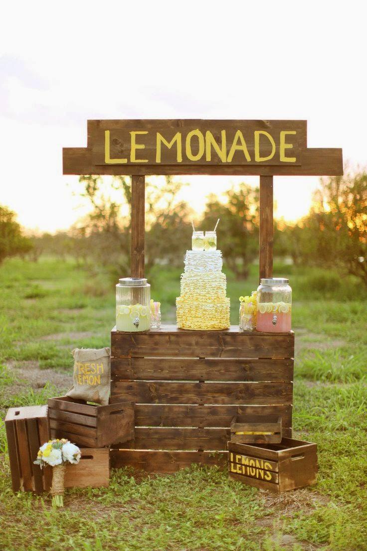 10 ideas para reciclar palets para bodas