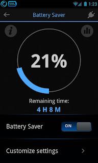 AMC Battery Saver