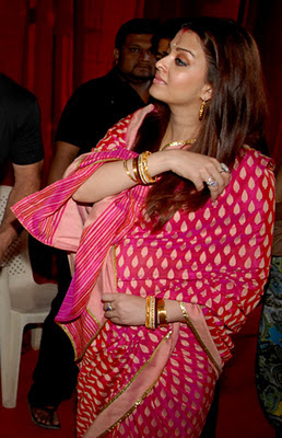 Aishwarya Rai Baby Shower Function Album