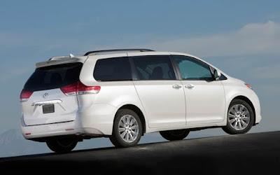 2016 Toyota Sienna Specs Redesign Price