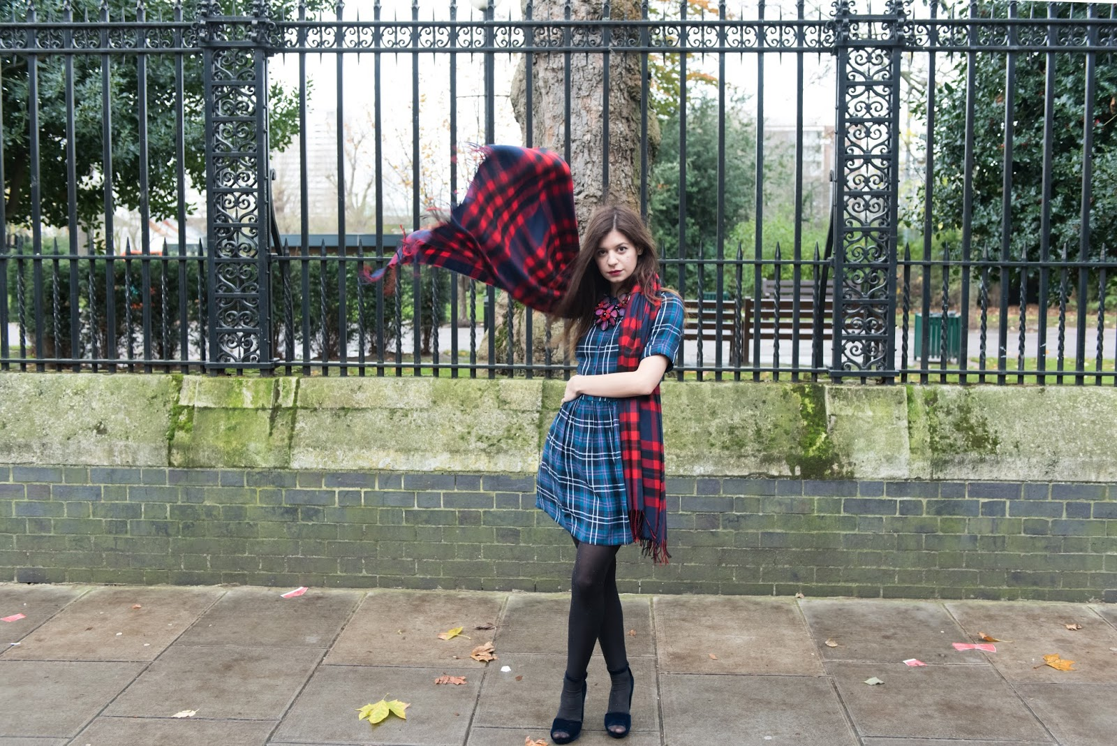 the girl named Love | Christmas Day outfit ideas with Jack Wills