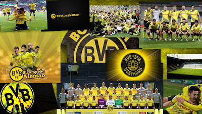 Borussia Dortmund Windows 7 And 8 Theme 2013