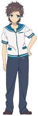 character 01 Nagi no Asukara ข้อมูลภาคอนิเมะ (Fall 2013)