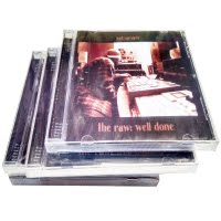 Solograph - THE RAW: WELL DONE (Audio CD) / 2008