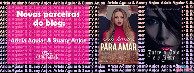 [Parceria] Aricia Aguiar & Suany Anjos