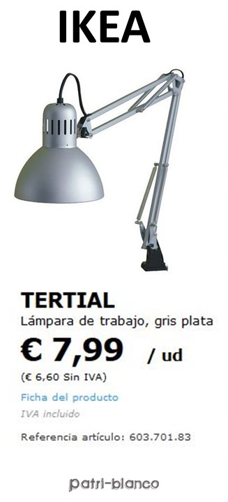 reseña lámpara